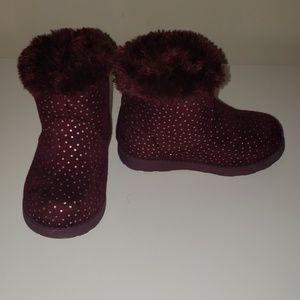 EUC Cat & Jack Toddler Size 8 Boots